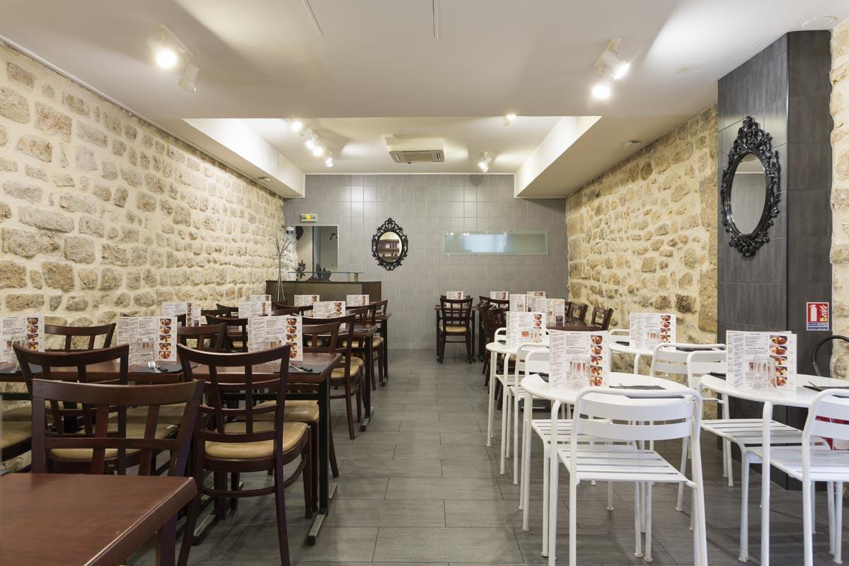 Falafel pour groupe à Paris
